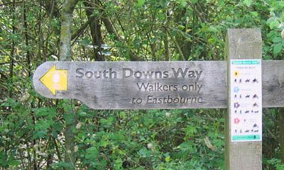 7 Days South Downs Way Walking Holiday