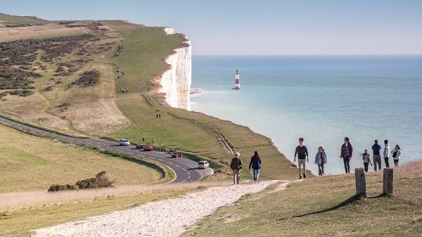 How to become a responsible walker - walkers near Beachy Head